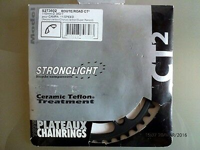 STRONGLIGHT CT2 CAMPAGNOLO 11v 38T 110