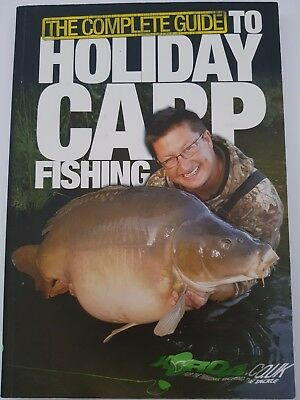 The Complete Guide to Holiday Carp Fishing