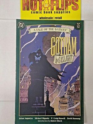 A Tale Of Batman Gotham By Gaslight, Soft Cover, Free Shipping