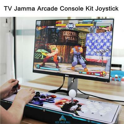 800 in1 TV Game Jamma Arcade Console Kits Double Joystick VGA PDR Game Box 4s NJ
