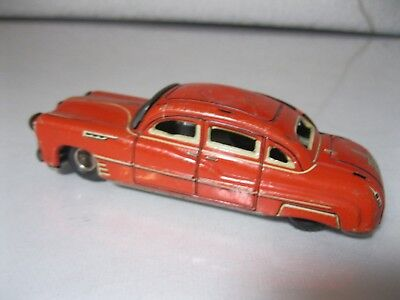 Altes Tippco Blechauto TCO 1000 Hudson Made in Germany US Zone