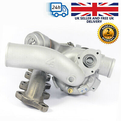 Turbocharger no. 53049880049 for Vauxhall Astra H 2.0 Turbo. 240 BHP, 177 kW.