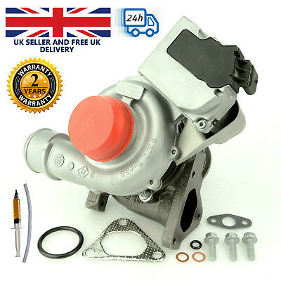 Turbocharger no. VV19 for Mercedes Vito 111 / 115 CDI (W639). 116 BHP, 85 kW