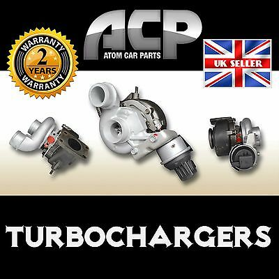 Turbocharger 49377-07510 for Volkswagen Crafter 2.5 TDI. 136/163 BHP + GASKETS.
