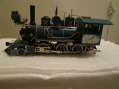 Lot Of On30 Scale Magic Of Disney Exp. Train Set With Cars And Accessories (Ee)