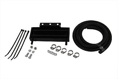 Sifton Oil Cooler Horizontal Mount Style fits Harley Davidson,V-Twin 40-0305