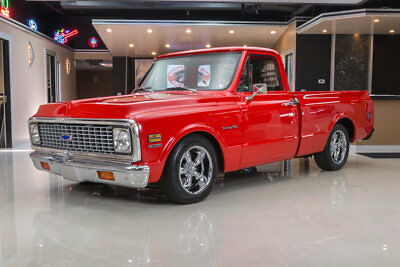 1972 Chevrolet C-10 Pickup Frame Off Restored! GM 402ci V8, TH350 Auto, Factory A/C, PS, PB, Disc & More!