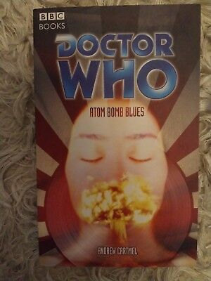 Doctor Who - Atom Bomb Blues by Andrew Cartmel (1st Edition Paperback, 2005)