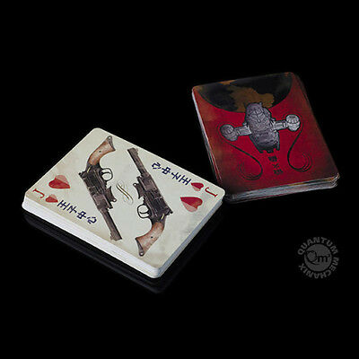 QMX Firefly Playing Card Deck Bicycle Cards Serenity Joss Whedon NEW