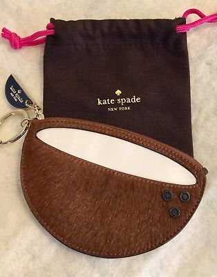 Kate Spade Lime in My Coconut Coin Purse (NWT)
