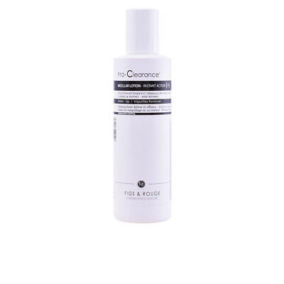 Cosmética Figs & Rouge mujer PRO-CLEARANCE micellar lotion instant action 180ml