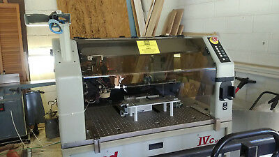 Quad IV-C/MK2 SMT Pick and Place Machine
