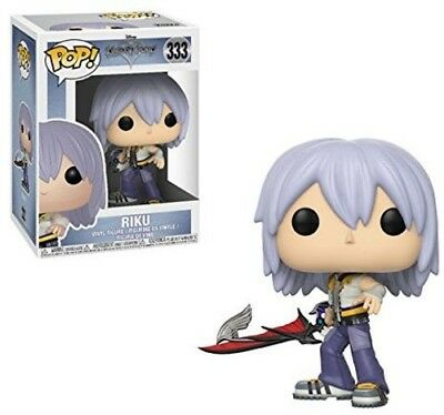 Kingdom Hearts - Riku - Funko Pop! Disney (2017, Toy NUEVO)