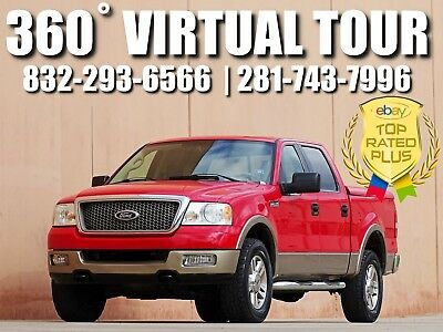 2008 Ford F-150 FX4 Crew Cab Pickup 4-Door 2008 FORD F-150 FX4 CREW CAB 4X4! XTRA CLEAN WELL MAINTAINED TX TRUCK!