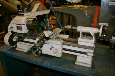 "9"" X 17"" Cc Logan Model 9B1761 Bench Lathe"