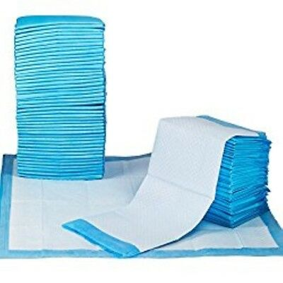 "23x36"" 150ct Cheap QUILTED Puppy House Breaking, Training, Pee Pads/Underpads"