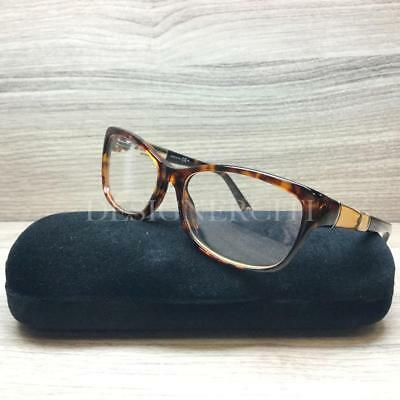 d3013c3587 Gucci GG 3673 GG3673 Eyeglasses Brown Havana Bamboo WR9 Authentic 53mm