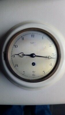 Vintage kitchen clock wall made by R.P. elliott