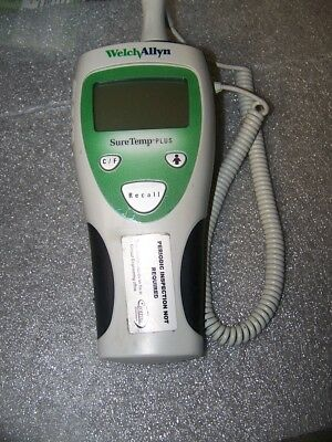 Welch Allyn Suretemp 690 Plus Thermometer