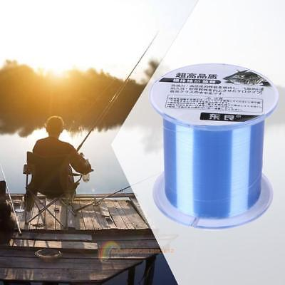 500m Fluorocarbon Resin Nano Strong Fishing Leader Line Outdoor Sea Fishing Rope