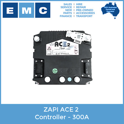 ZAPI ACE 2 Evolution Controller for Electric Vehicles