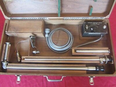 C130 Hercules Aircraft Engine Inspection Scope Set = Collectable
