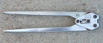 ULINE #12 CRIMPER for Sealing Strapping / Banding