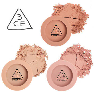 3CE Stylenanda Mood Recipe Face Blush / 3 shades