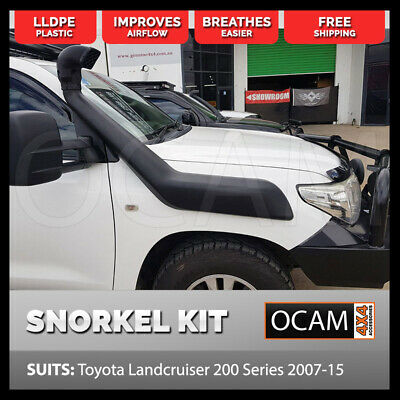 Snorkel Kit for Toyota Landcruiser 200 Series 2007-2015 4X4 4WD