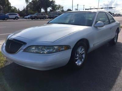 1997 Lincoln Mark Series Base Sedan 2-Door 1997 Lincoln Mark VIII Base Sedan 2-Door 4.6L V8 114K ONLY