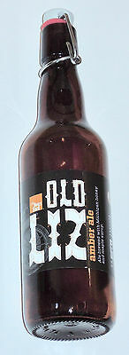Old Liz Amber Ale Bottle Empty BEER THE HENRY FORD DETROIT MICHIGAN RARE