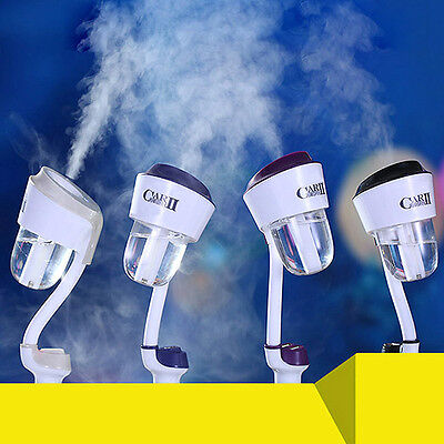 12V Car Home Steam Humidifier Air Purifier Aroma Oil Diffuser Fogger AU Seller