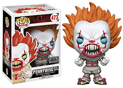 Funko POP! Movies Stephen King's IT Pennywise #473 (With Teeth)