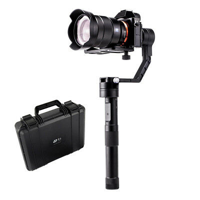 Zhiyun Crane 3-Axis Brushless Handheld Gimbal Stabilizer for DSLR Camera Used