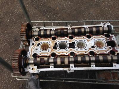 Volvo V40 1.6 16V 1999 B4164S Cylinder Head Assembly With Cams And Valves
