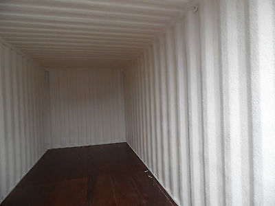 20 Foot New One Trips Insulated Fully Green Ral 6007- Dorset Depot Now