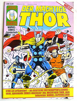 MARVEL COMIC SONDERHEFT - Nr. 26 - THOR - CONDOR