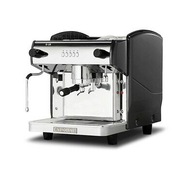 Compact Expobar G10 1 Group Automatic Machine Taller High Cups Espresso Coffee