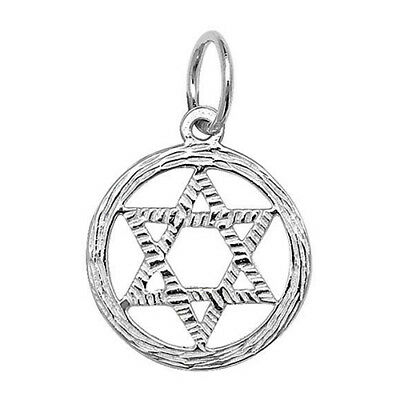 Sterling silver star of david pendant necklace chain 18 925 sterling silver star of david pendant necklace chain 18 925 aloadofball Choice Image