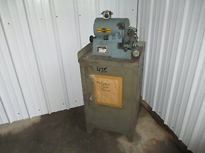 Black Diamond Drill Sharpening Grinder #BW-90 on Stand w/Collets