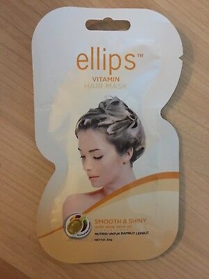 Ellips Vitamin Hair Mask - Smooth & Shiny
