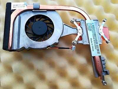 SILVER THERMAL PASTE UDQF2HH01CAR GC055510VH-A B53 DELL XPS M1330 COOLING FAN