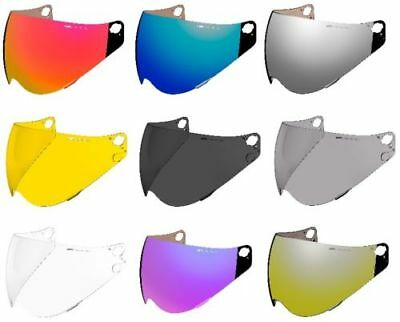 Icon Precision Optics Shield Visor - Variant Helmets Lids - Pick Color