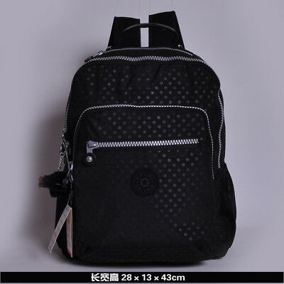 2017 NUOVO Fashion Retro Style Canvas Backpack Shoulders Bag  K2064