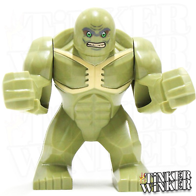 ABOMINATION - Minifigur Batman DC Marvel Spiderman Hulk kompatibel mit LEGO