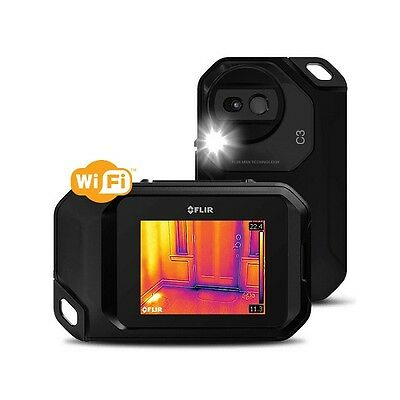 Flir C3 Compact Thermal Imaging Camera with Wifi & Calibration Certificate
