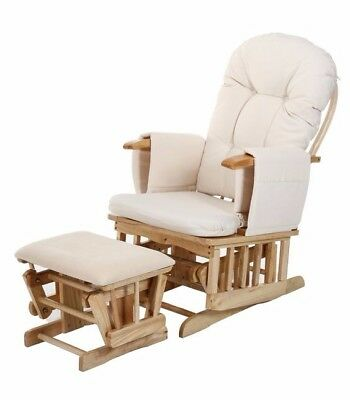 Baby Weavers Nursing Chair and Foot Stall