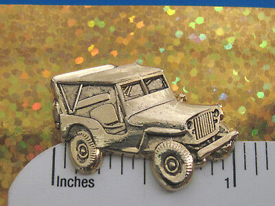 JEEP - hat pin , lapel pin , tie tac  , hatpin GIFT BOXED