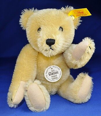 Steiff: Original Teddy Bär / Bear 1951 Classic, 000874, KFS / all Ids, 1997-1999