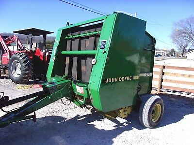 John Deere 375 Round Baler ----size 5x4, CAN SHIP @ $1.85 loaded mile